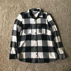 Old navy jacket flannel